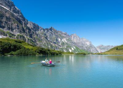 Ruderbooten, rudern, Freizeit, See; rowing boat, leisure time, lake