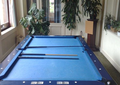 Billiardtisch