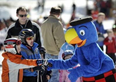 Globi-besucht-die-Skischule