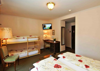 Superior Double Room (2 adults + 2 children) Overview
