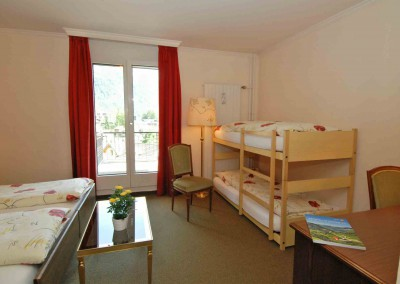 Superior Double Room (2 adults + 2 children) Overview2